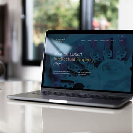 CSY Website Visual