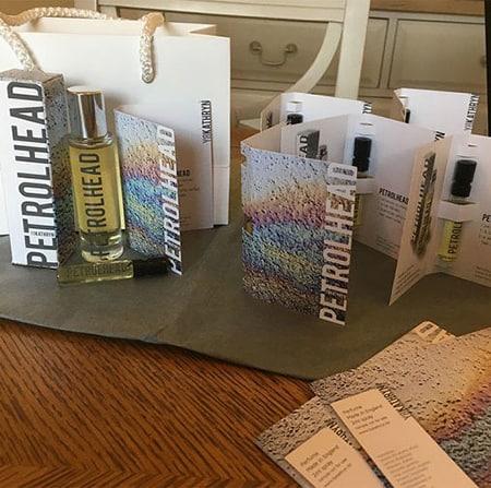 Petrolhead perfume by ByKathryn